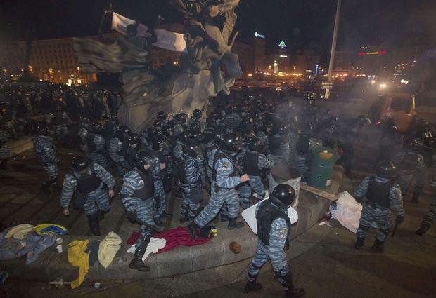 Юрист: Суд вГааге пересмотрит дело разгона Майдана