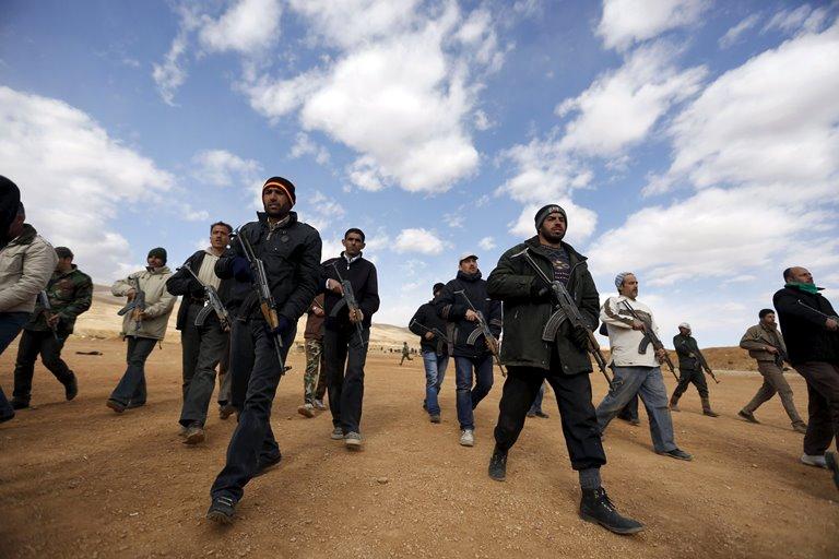 ВСША сообщили, что исламские террористы экстремистской группировки потеряли 95% территорий
