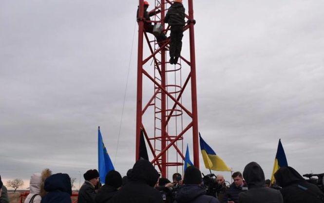 Наокупований Крим мовитимуть вже із двох веж— Костинський