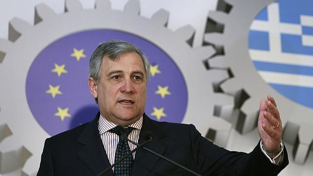Новым главой Европарламента избран Антонио Таяни