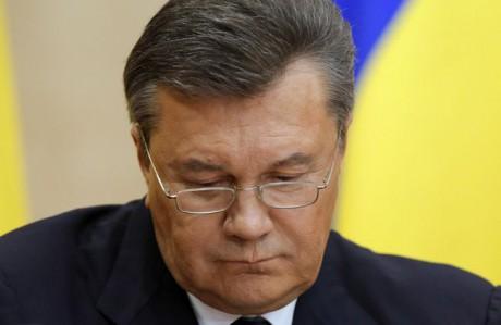 ГПУ просит Канаду помочь установить авторов книги Януковича