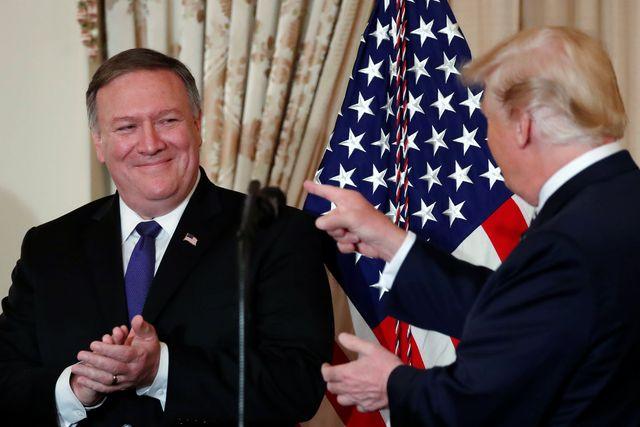 Президент доручив уряду США скласти план нових санкцій проти РФ