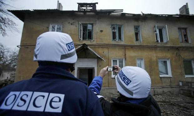 ОБСЄ: від початку року наДонбасі загинули 47 цивільних