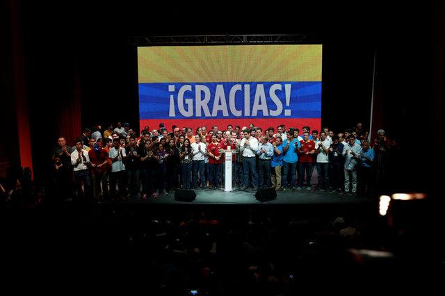 Під час неофіційного референдуму уВенесуелі застрелили двох осіб