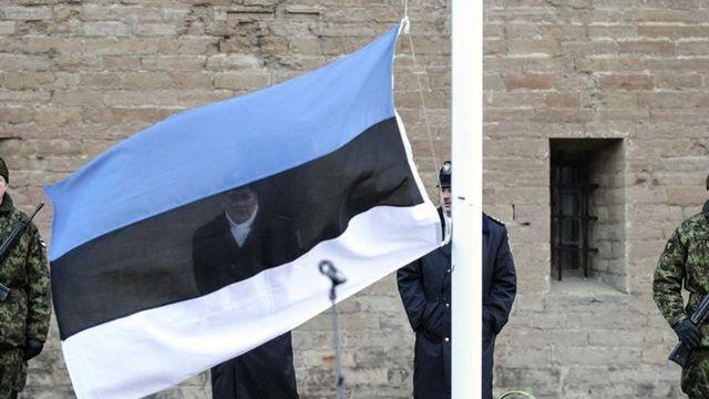 Эстония обвинила два русских  самолета в несоблюдении  воздушной границы