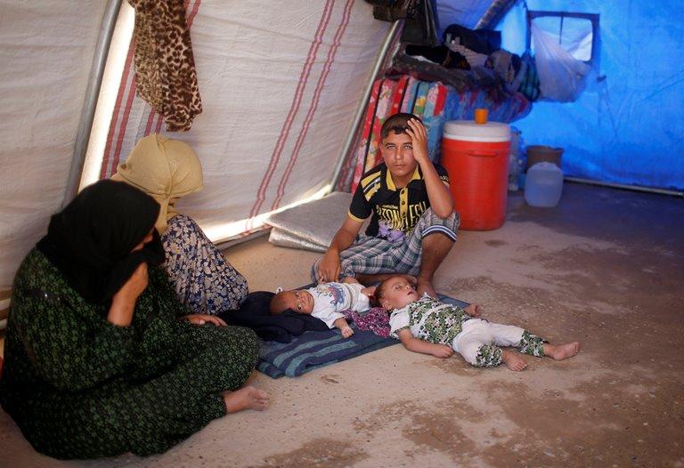 Ирак просит умира помощи в изучении правонарушений боевиков ИГИЛ