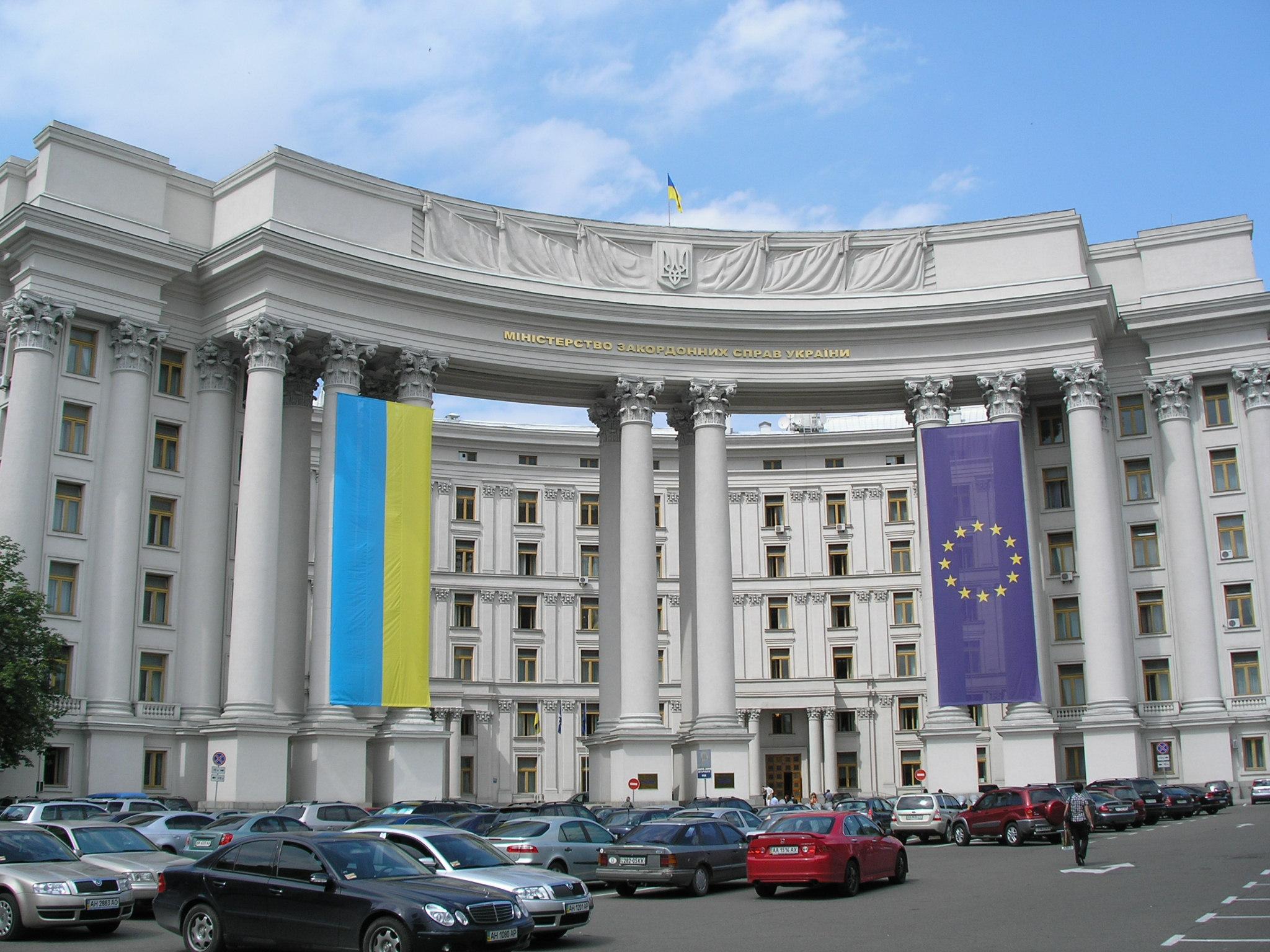 МИД Украины выступил против председательства РФ вСНГ