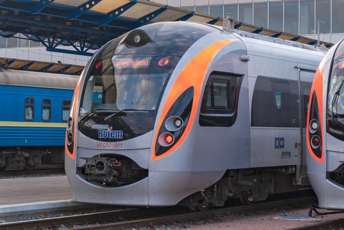 Австрійська залізниця запускає потяг Відень-Київ