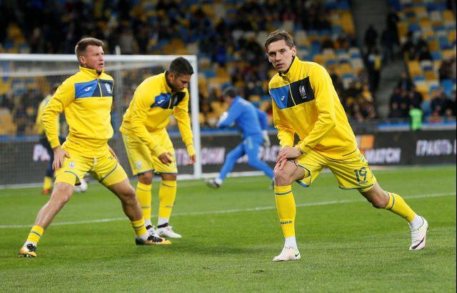 Україна домовилась про матч зі Словаччиною