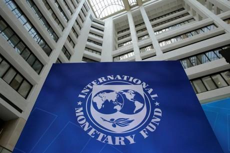 Украинская делегация встретилась с МВФ в Вашингтоне