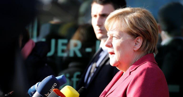 Меркель признала провал переговоров осоздании коалиции вГермании