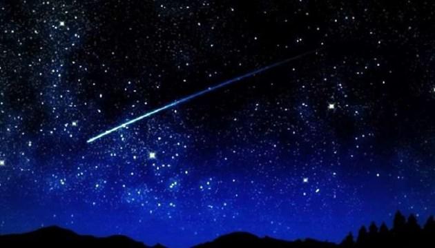 Украинцы смогут увидеть зрелищный звездопад Леониды