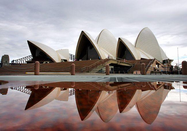 Вавстралийском Сиднее открылось почетное консульство Украинского государства