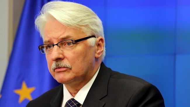 Глава МЗС Польщі зробив заяву щодо постачання зброї для України