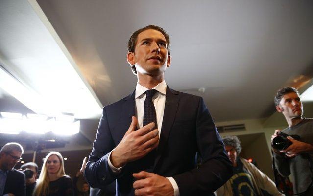 Курц: Новое руководство  Австрии будет придерживаться курсаЕС посанкциям против Российской Федерации