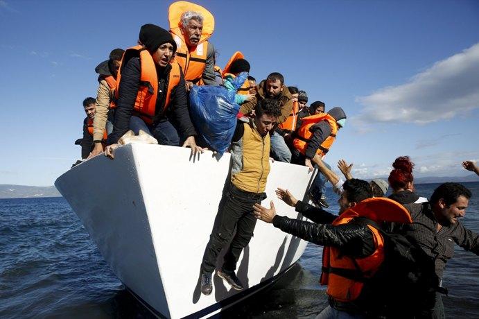 Президент Греції звинуватив Туреччину всприянні контрабанді мігрантів