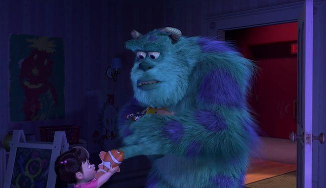 Все водном видео: Pixar показала связь между мультфильмами студии