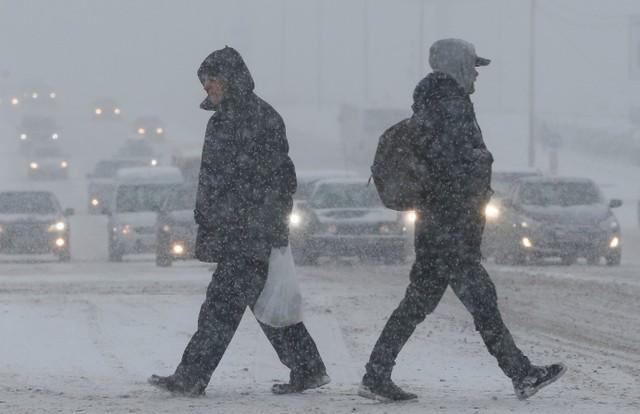 В Киеве могут ограничить въезд фур из-за ухудшения погодных условий
