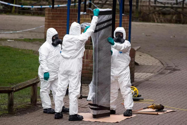 Вкровь Юлии Скрипаль был добавлен смертоносный химикат— ПосольствоРФ