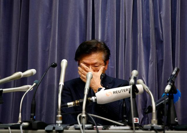 Глава Mitsubishi Motors подал в отставку из-за топливного скандала
