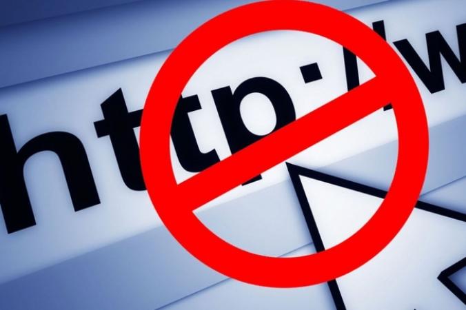 Официальной реакции США назапрет интернет-ресурсов  РФнебыло