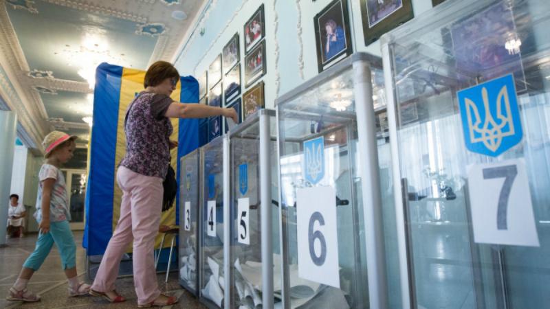 ЦИК представил первые результаты выборов вЛуганской области