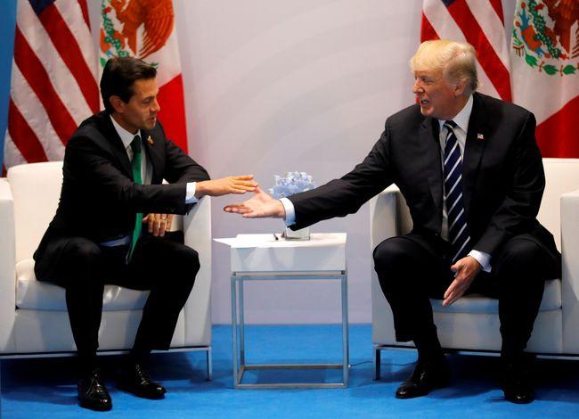 США, Канада иМексика договорились ускорить пересмотр NAFTA