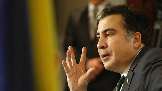 Грузия требует выдать Саакашвили: слово за Украинским государством