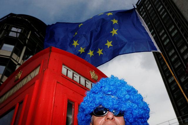 Великобританию могут оштрафовать запереговоры оторговле доBrexit