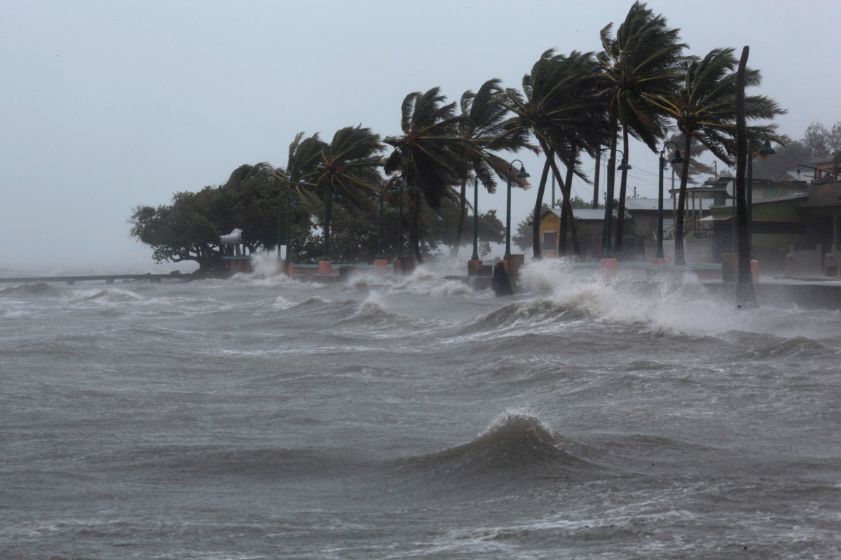 ВАтлантичному океані сформувався тропічний шторм «Марія»