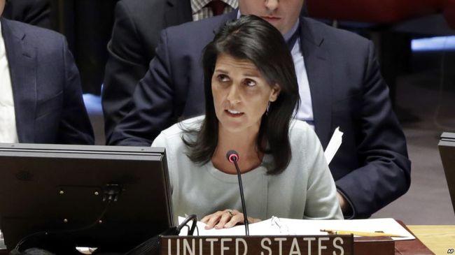Хейлі: США вичерпали можливість дипломатично врегулювати питання КНДР