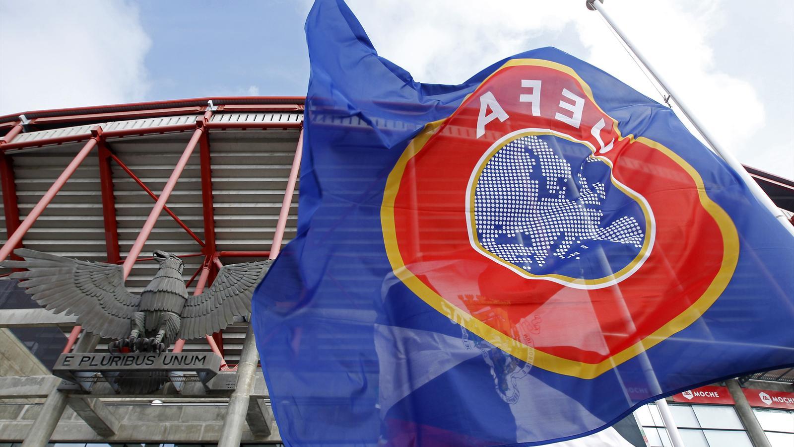 УЄФА відсторонив казанський Рубін від участі у єврокубках