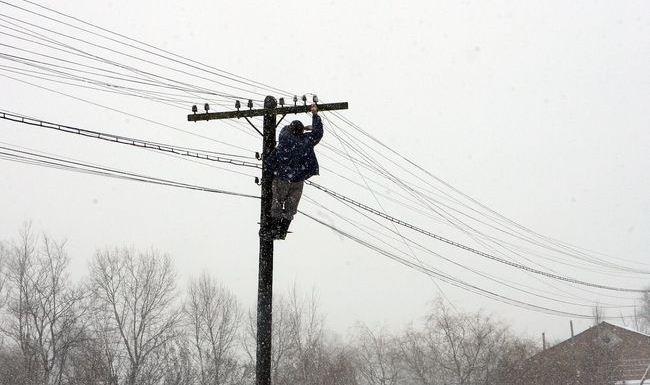 Часть украинской столицы осталась без света из-за кибератаки,— Укрэнерго