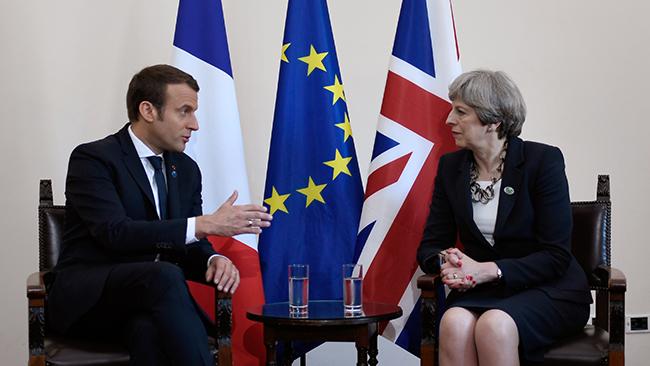 Франция и Англия подписали новое соглашение по сопротивлению незаконной миграции