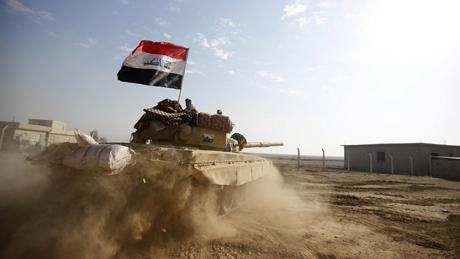 ВВС Ирака предупредили граждан Мосула оготовящемся наступлении