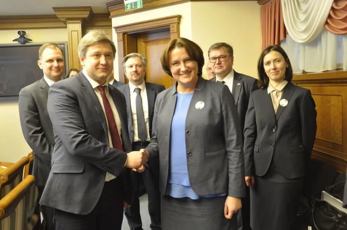 Украина и Литва инициируют комитет для создания Службы финансовых расследований