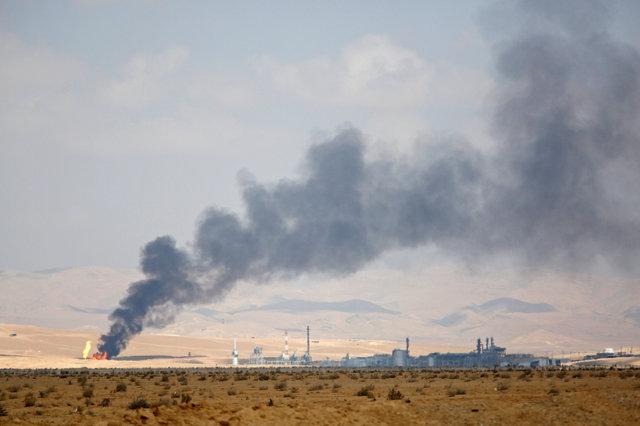 Ввосточной части Дамаска активизировались бои