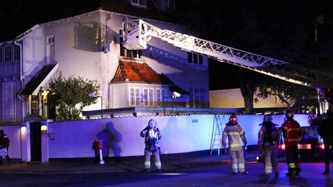 Посольство Туреччини в Данії закидали коктейлями Молотова