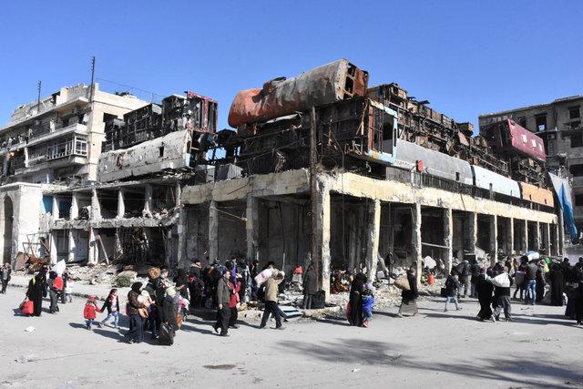 EC выделит €1,5 млн. нарасследование военных правонарушений вСирии