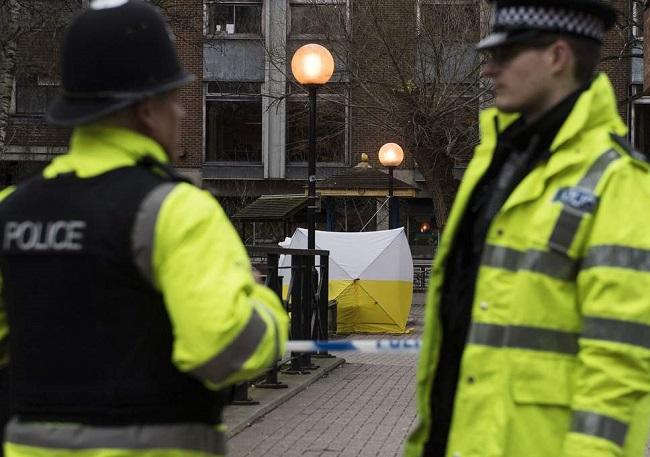 Отравление Скрипалей: полиция идентифицировала злоумышленников и их национальность