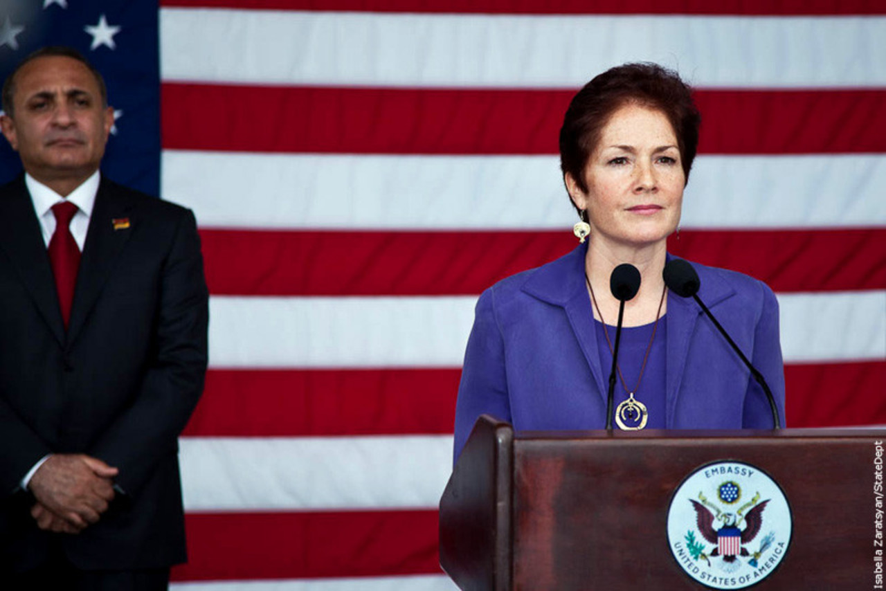 ВУкраинском государстве наследующей неделе будут встречать нового американского посла