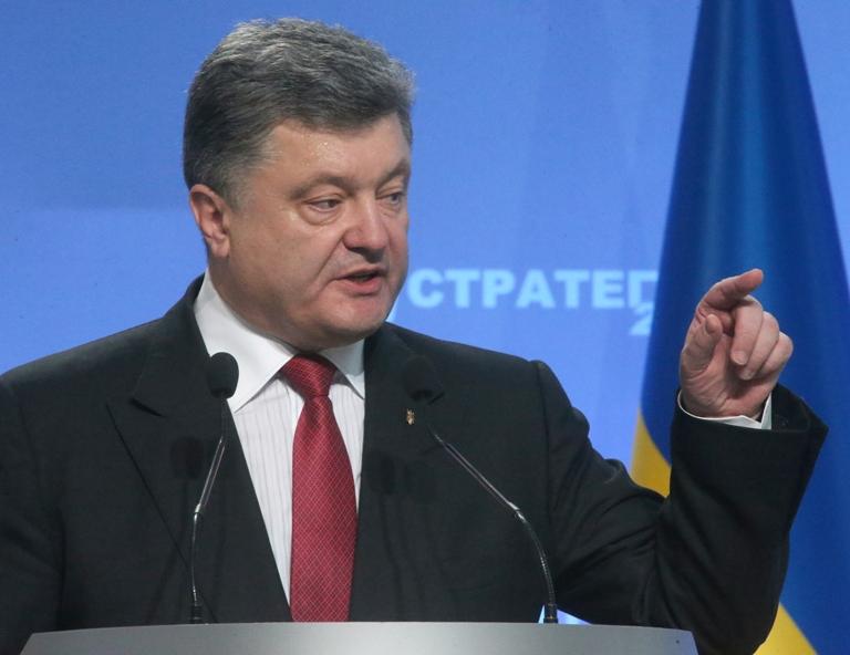 Украина внастоящее время готова квведению военного положения вслучае военной угрозы