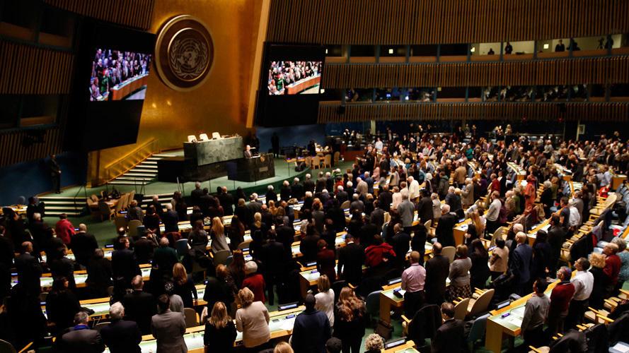 Насаммите ООН 193 страны приняли декларацию озащите беженцев