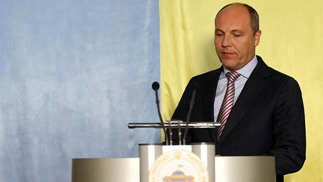 Парубий: Возвращение Российской Федерации вПАСЕ будет исторической ошибкой