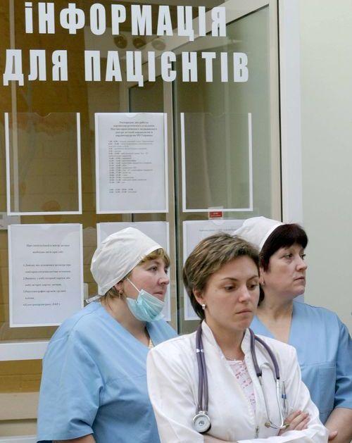 Сысоенко: Государство задолжало докторам практически 4 млрд грн