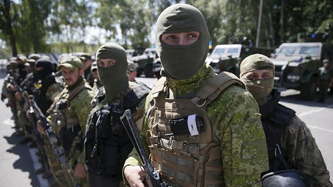 МВД стягивает подразделения Нацгвардии вОдесскую область