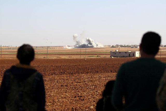 ВРФ сообщили опрекращении бомбардировок Алеппо
