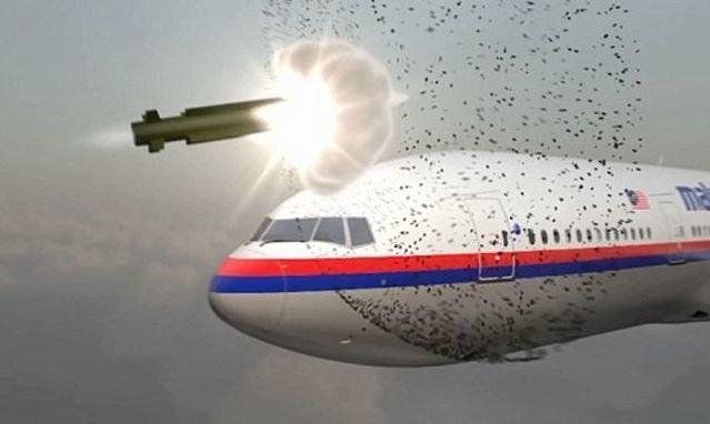 З'явилось нове фото «Буку», зякого збили боїнг МН17