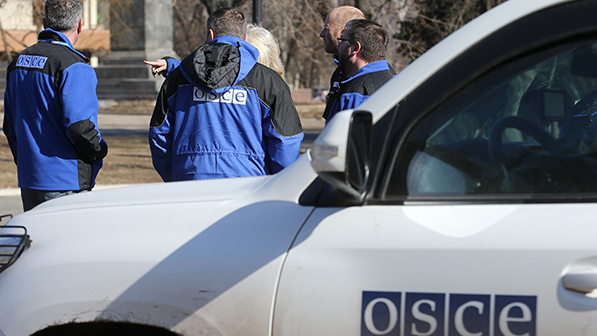 Мандат миссии ОБСЕ на русских КПП продлили до 2016 года