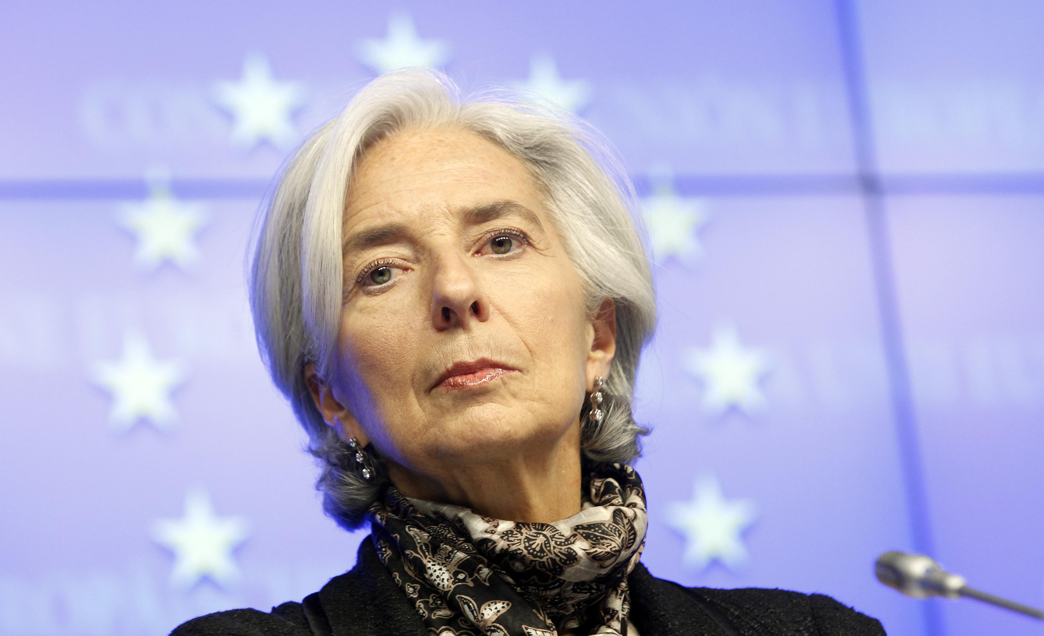 Лагард пообещала продолжить работу главой МВФ